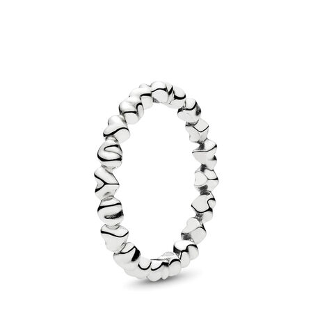 Forever Love Stackable Heart Ring