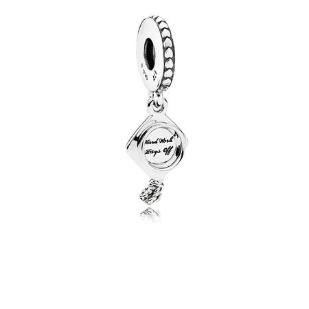 Graduation Dangle Charm