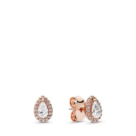 Pandora Rose Earrings Pandora Jewelry Us