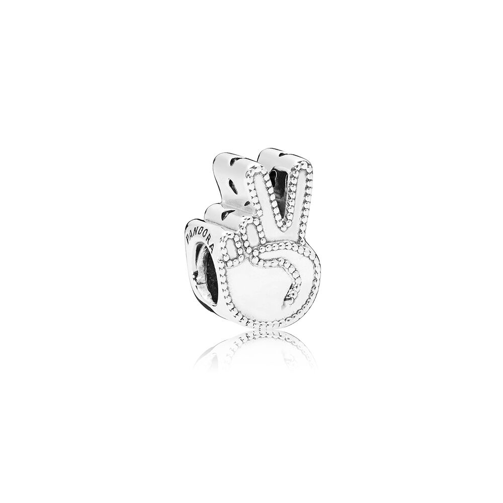 Pandora Charm Symbol of Peace 797215 P2gZYq