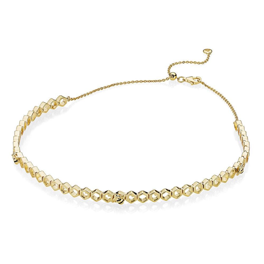 charm bracelet anklet en silver with clasp jewellery pandora rose
