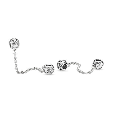 Enchanted Heart Safety Chain