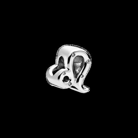 Brillante Charm del Zodiaco Leo