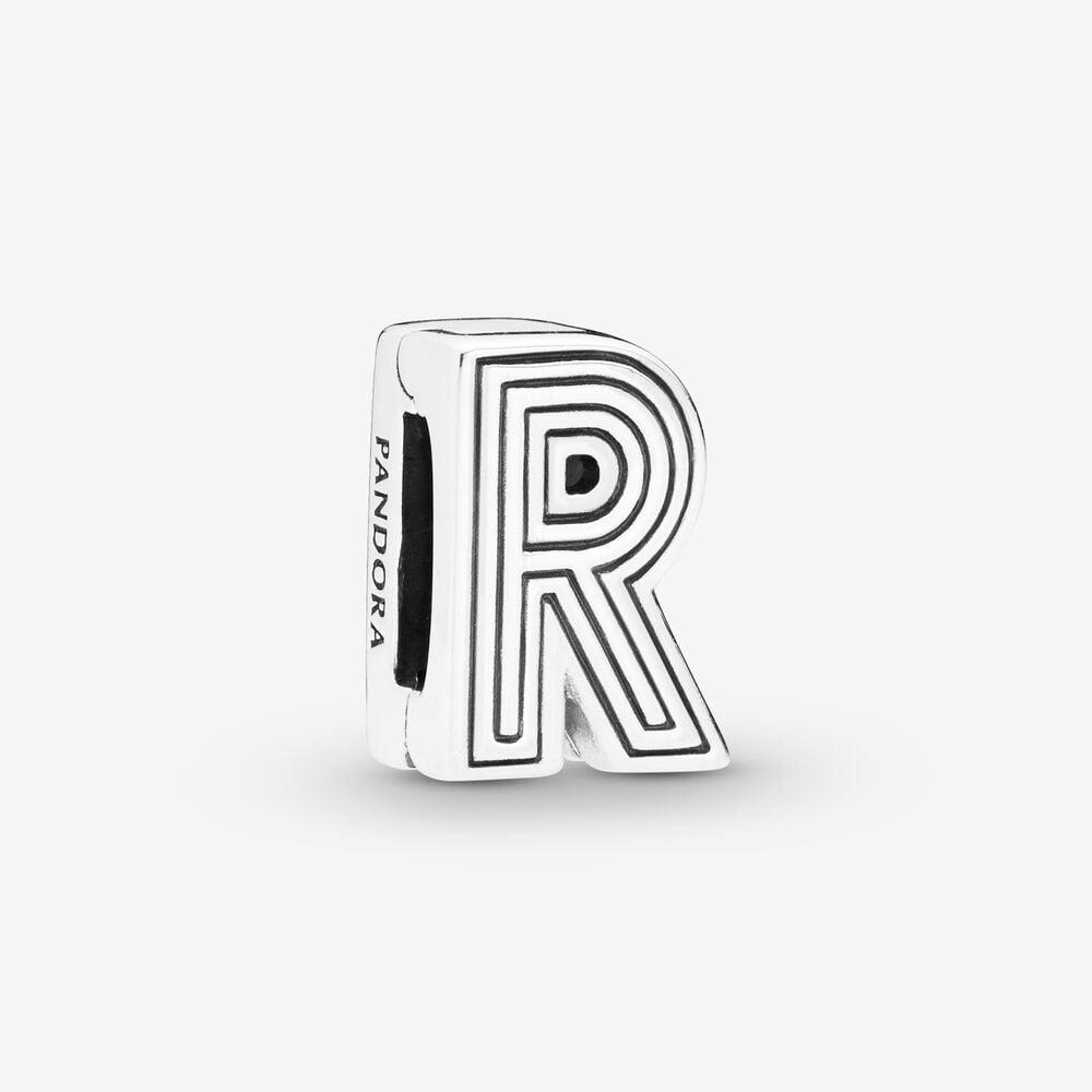 Pandora Reflexions™ Letter R Clip Charm