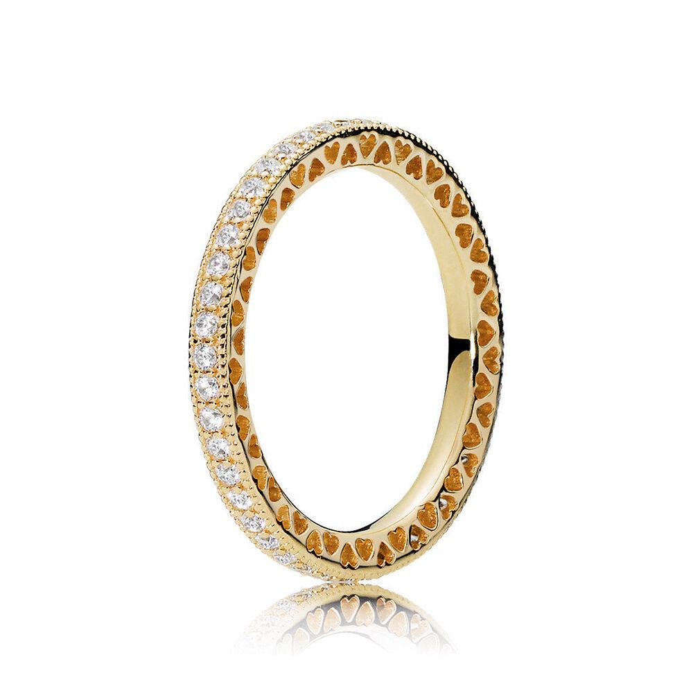 bee pandora ring
