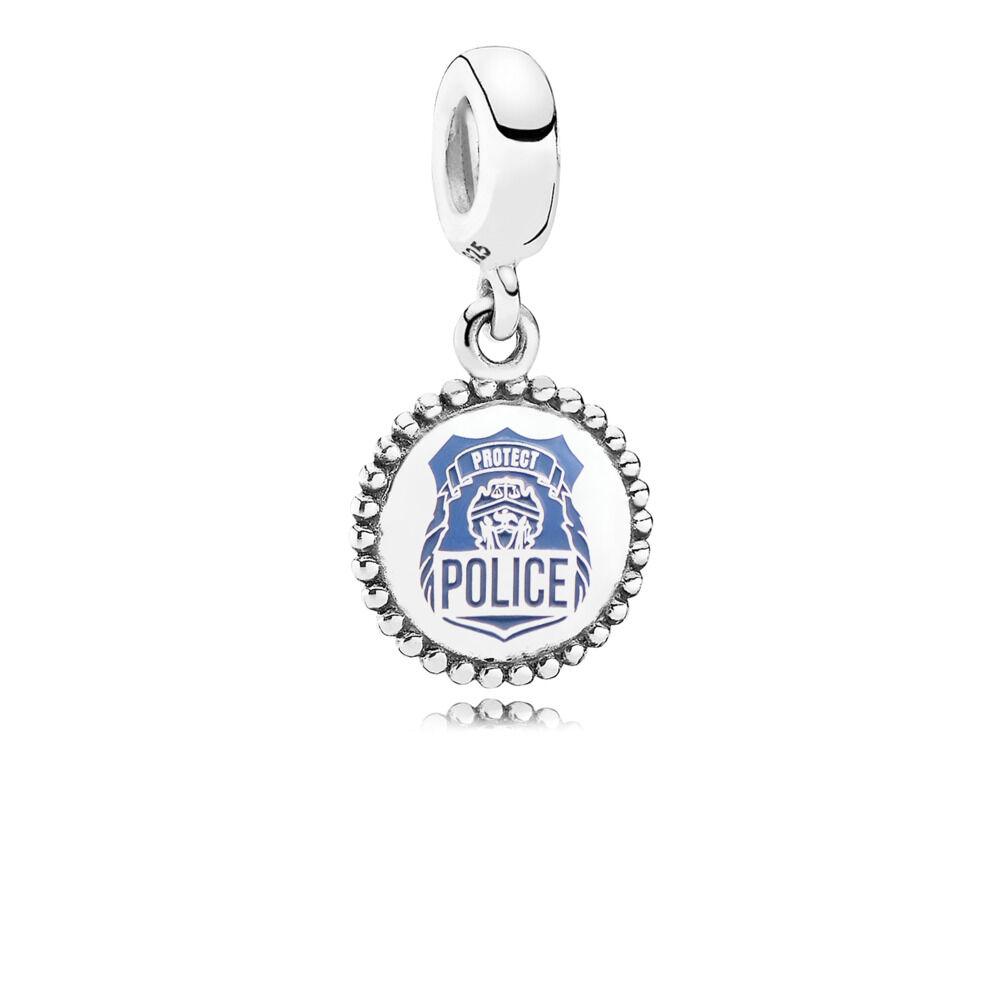 7a98a33422b8 Police Dangle Charm