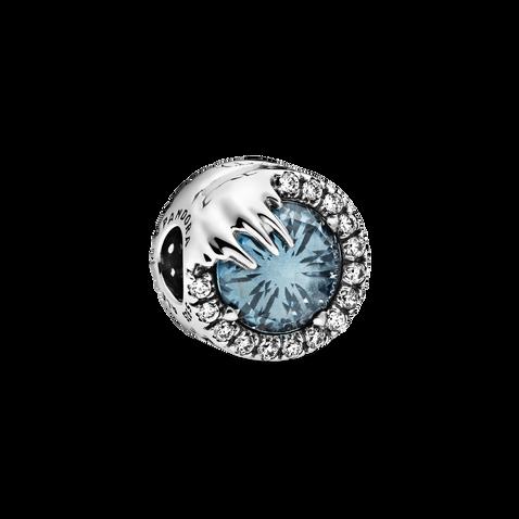 Charm Cristal Invernal de Frozen de Disney