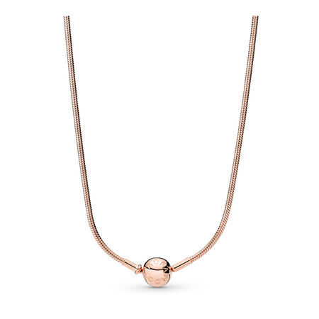 ESSENCE PANDORA Rose™ Necklace