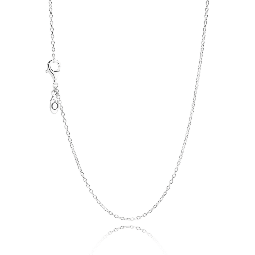 Necklaces for her shop the collection pandora jewelry us necklace chain sterling silver aloadofball Image collections