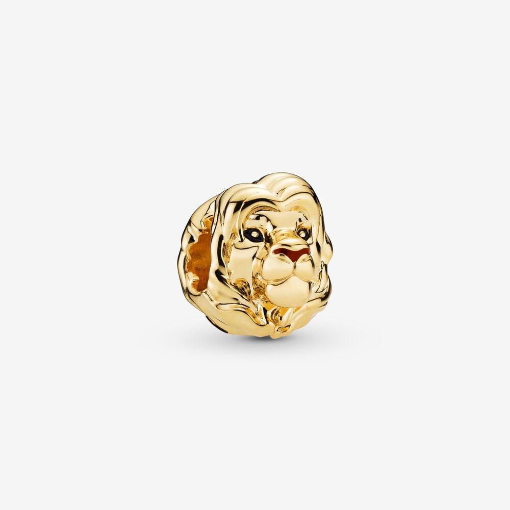 LIMITED EDITION Disney, The Lion King Simba Charm, Pandora Shine™