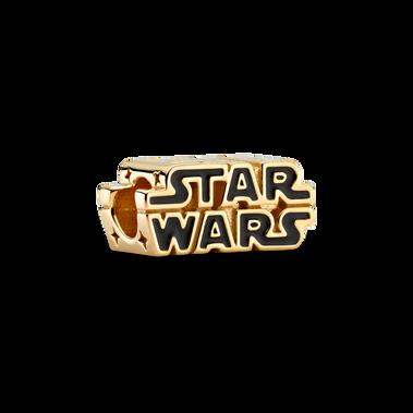Star Wars Shining 3D Logo Charm