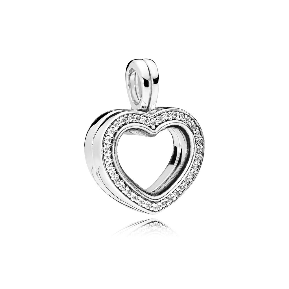 clear crystal color sale cz with heart floating fibres chains lockets necklace canada pandora womens sapphire necklaces natures key locket no pendant category