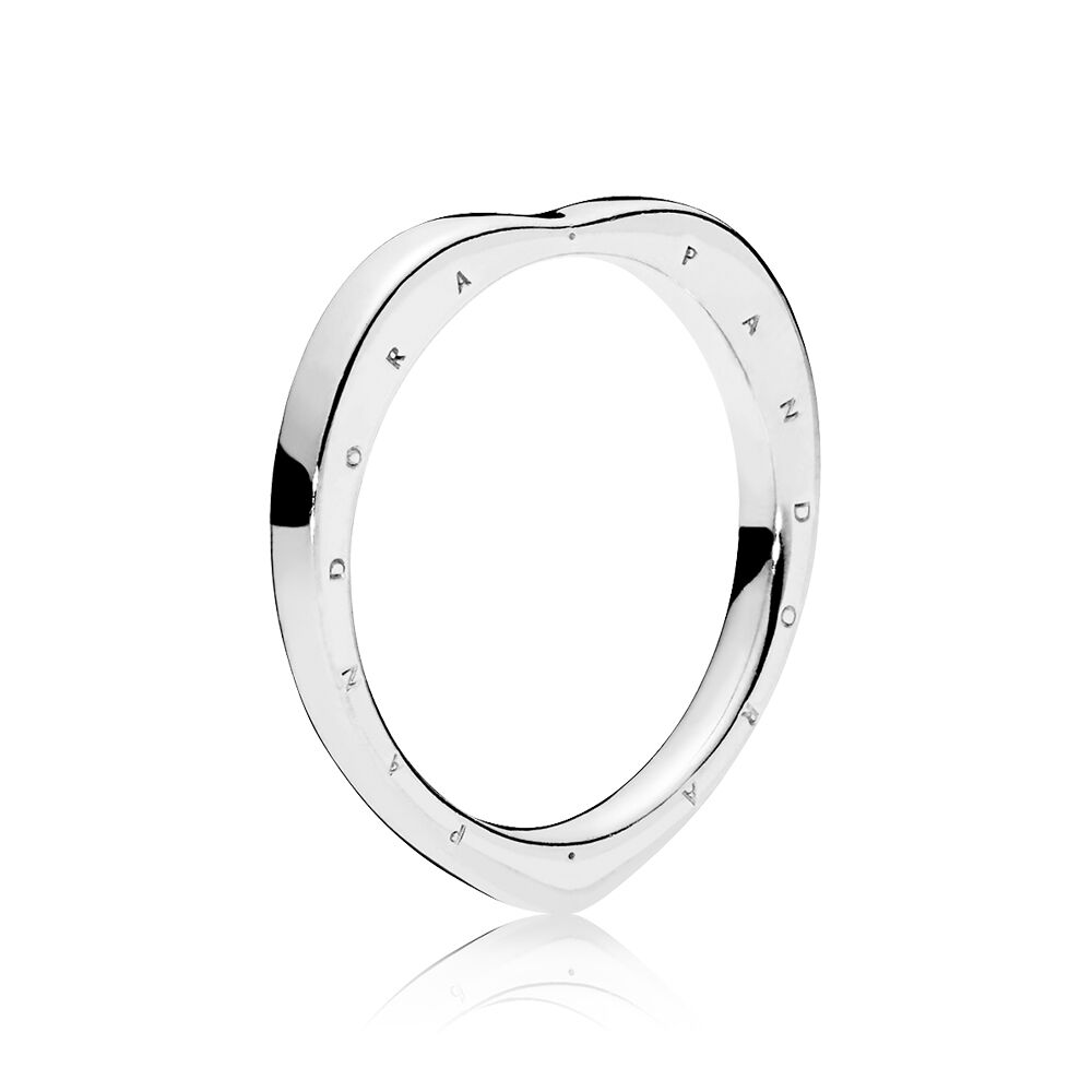 Pandora Signature Arcs Of Love Ring Pandora Jewelry Us