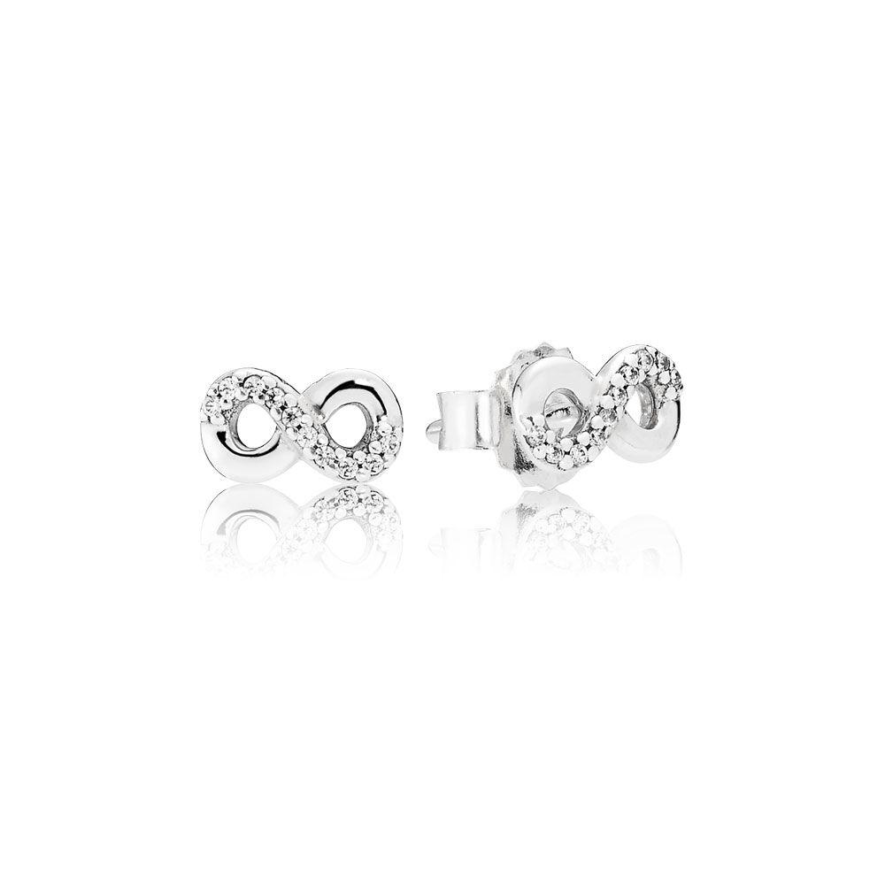 pandora earrings stud