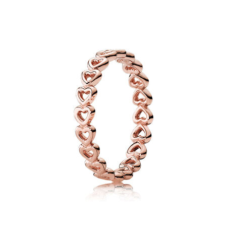 Linked Love Ring, PANDORA Rose™