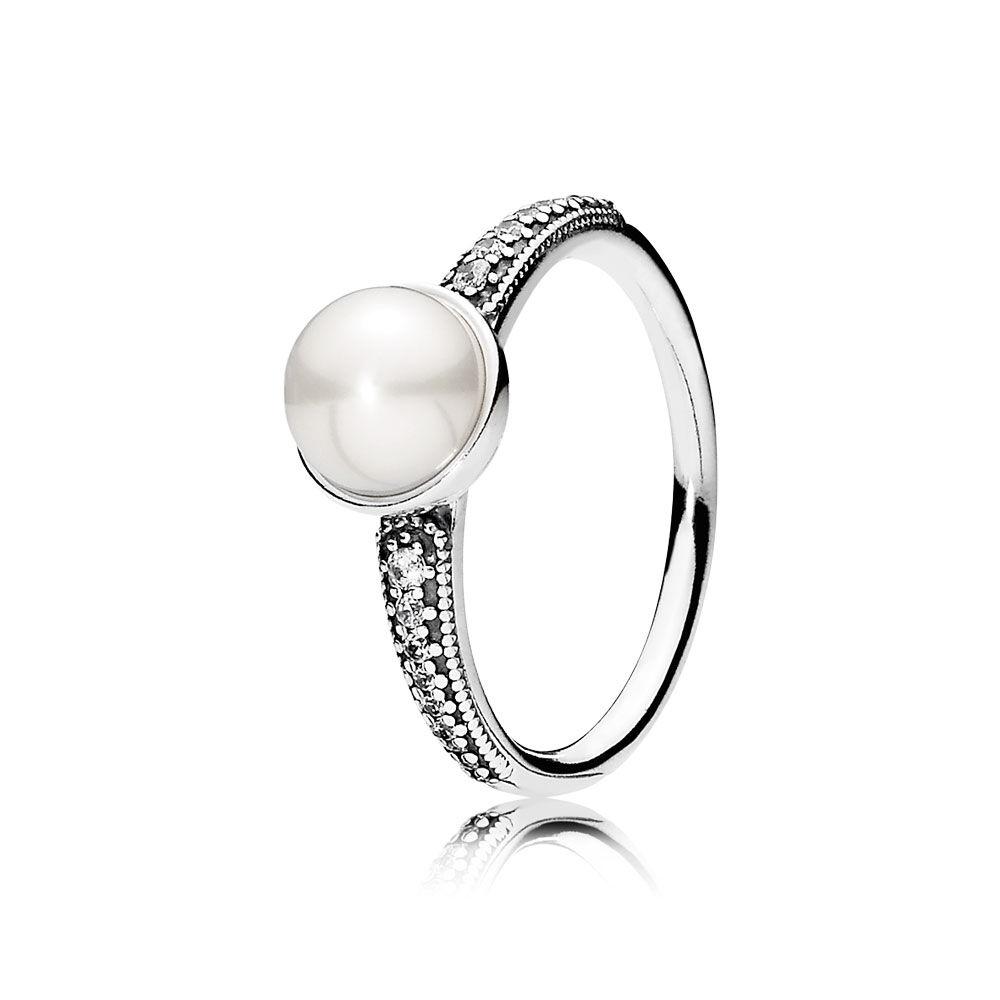 pandora pearl ring