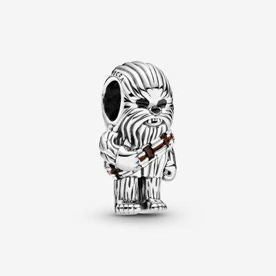 Star Wars Chewbacca Charm , Silver