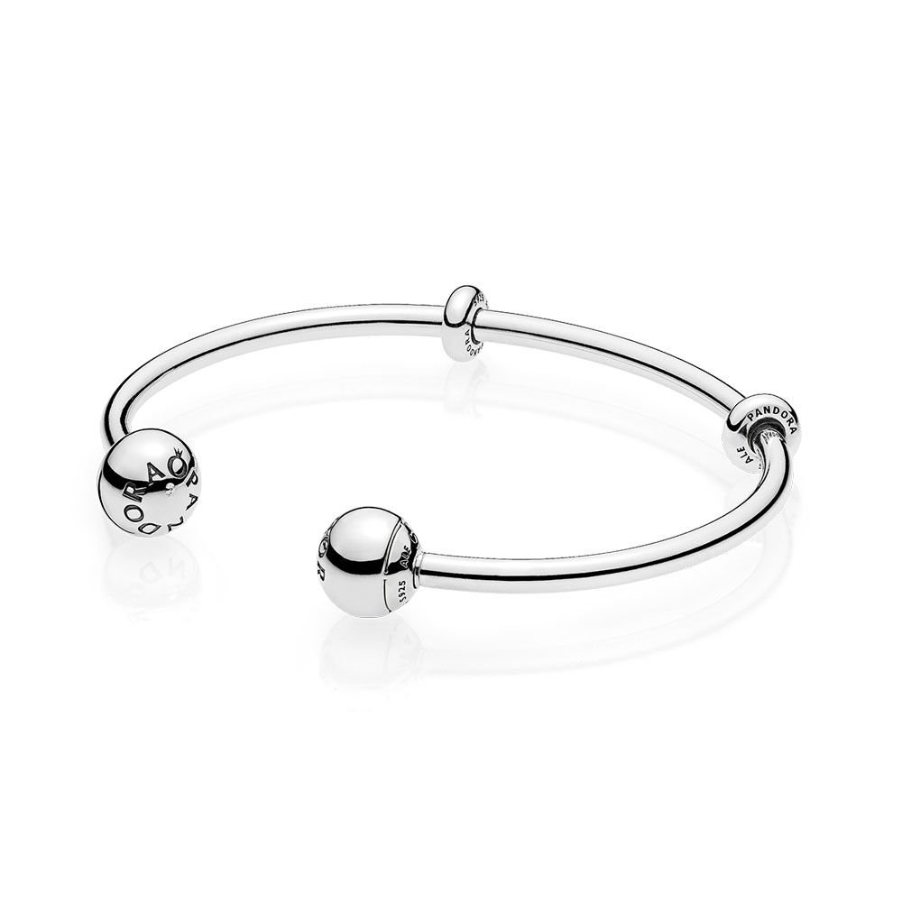 silver wing bracelet angel bangle products heart luca what bangles a is danni