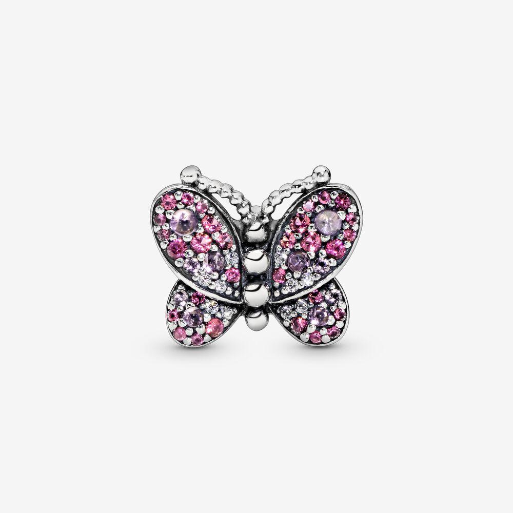 pandora farfalla charm