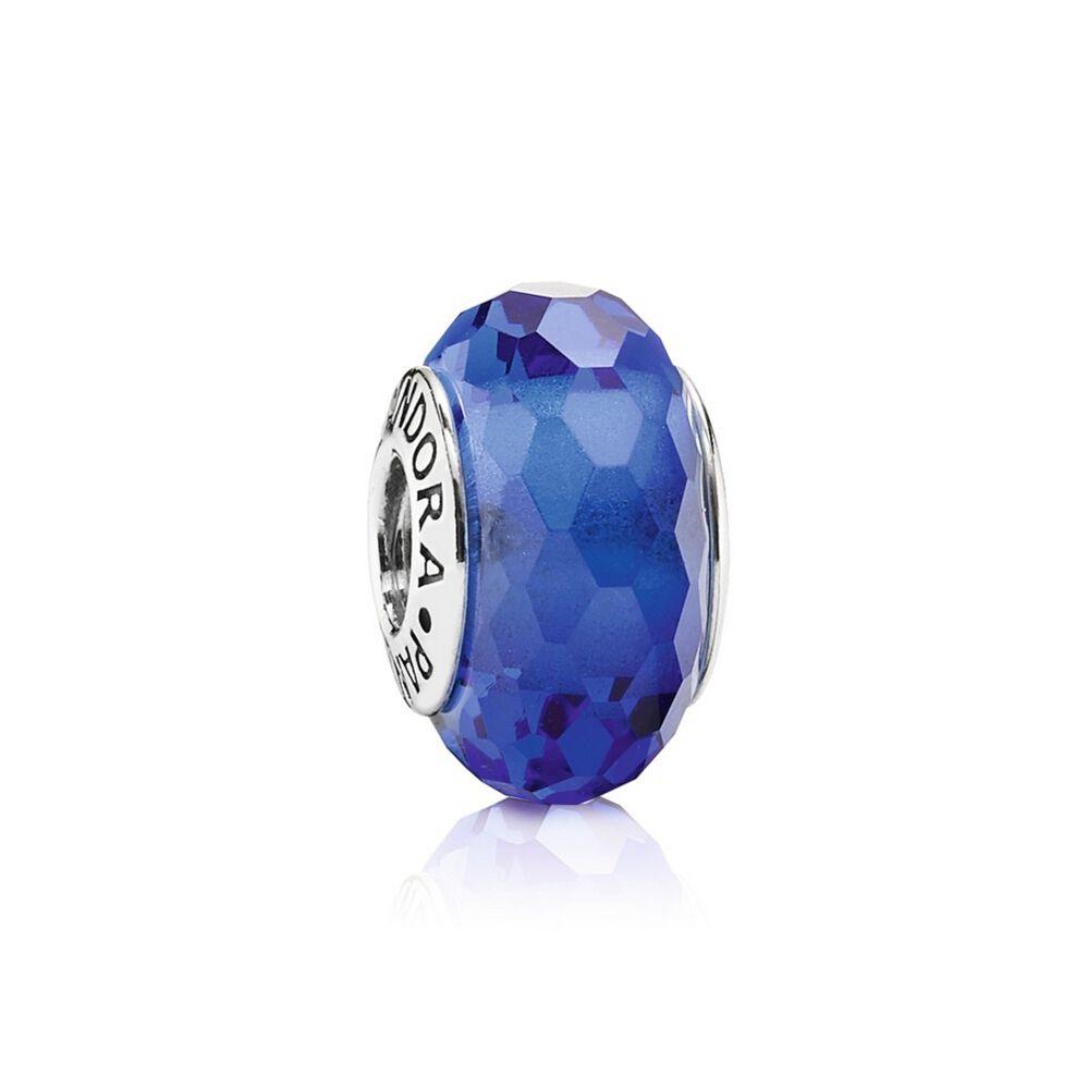 blue pandora charm