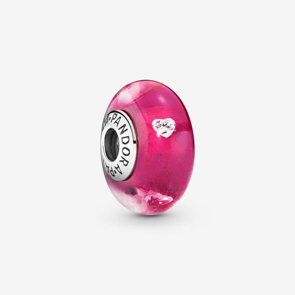 Pandora Muranos rosa weiß