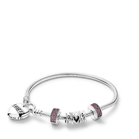 Mom Bracelet Gift Set