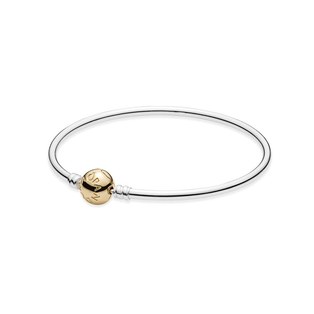 closed pandora her for and en bracelets bangles with silver us jewelry open bracelet gold charm bangle clasp