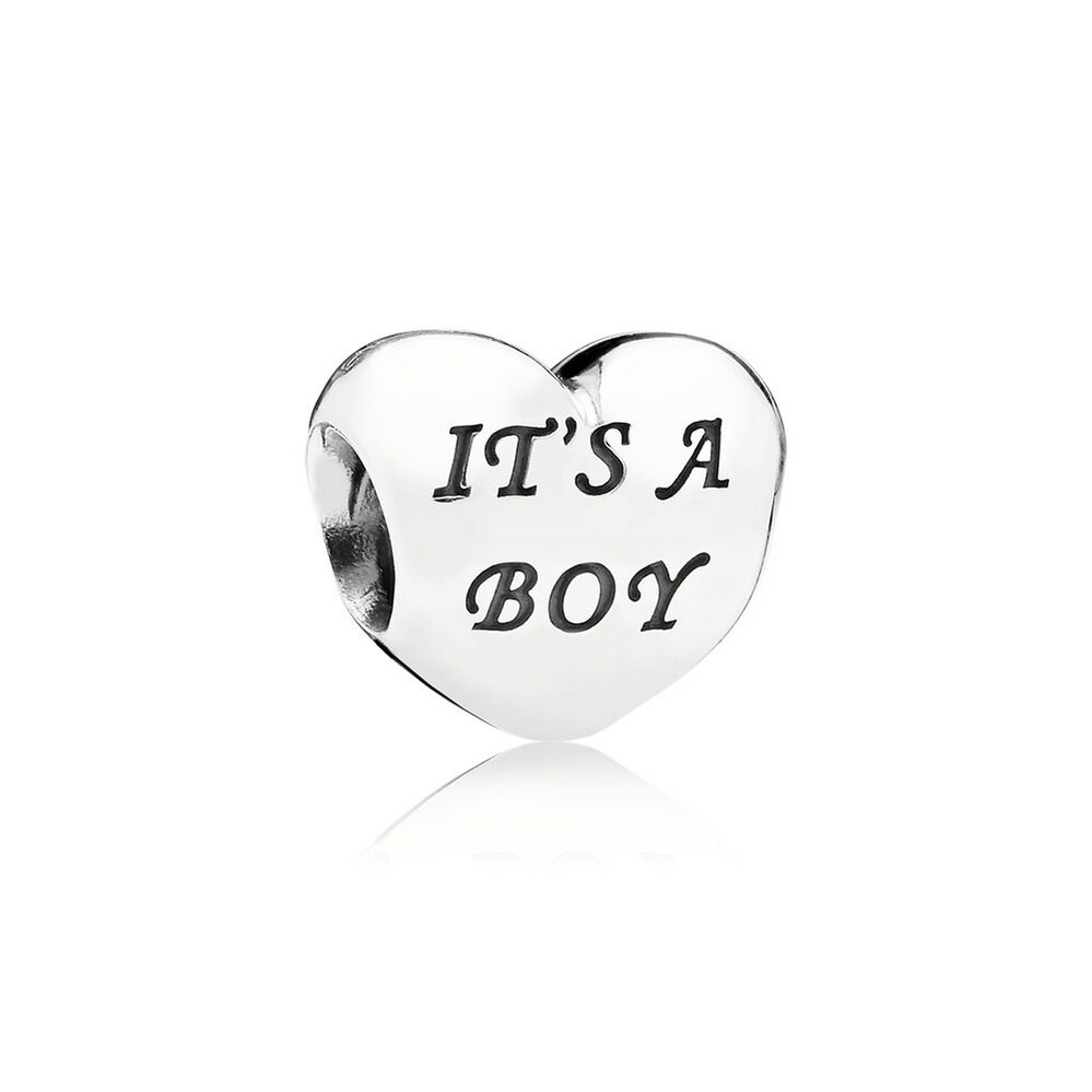 pandora baby boy charm