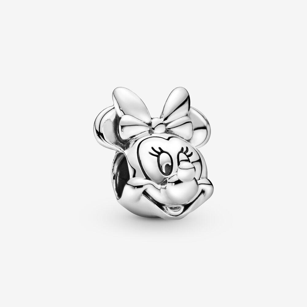 Disney Minnie Mouse Charm   Sterling silver   Pandora US