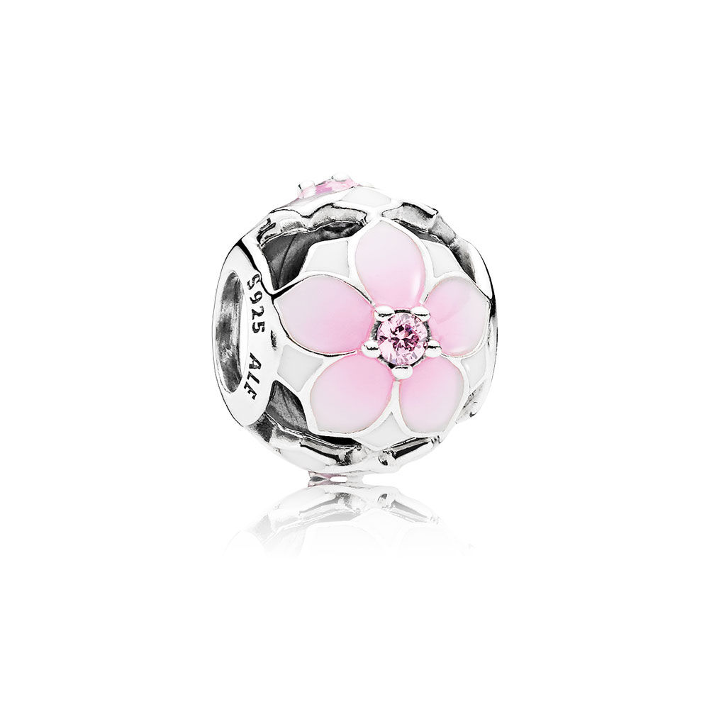 Pandora Women Yellow Gold Bead Charm - 782087NBP
