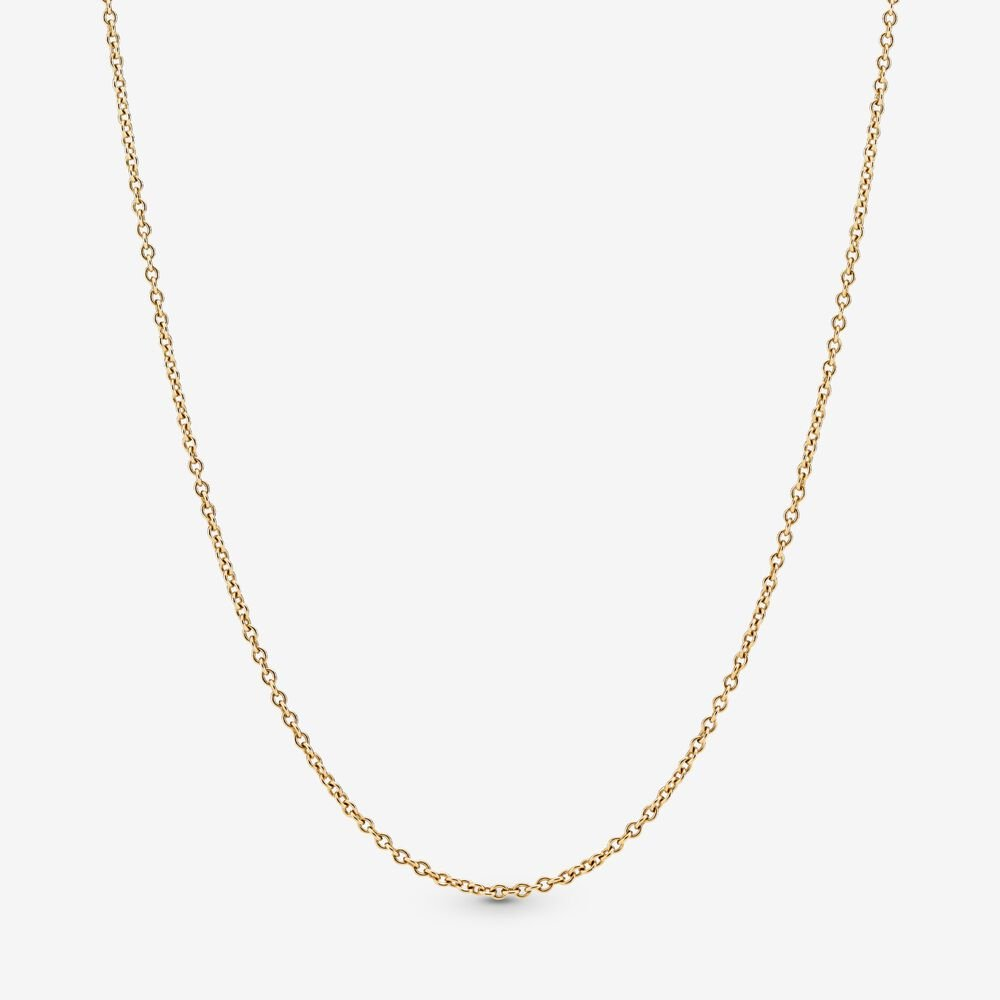 Classic Anchor Chain Necklace
