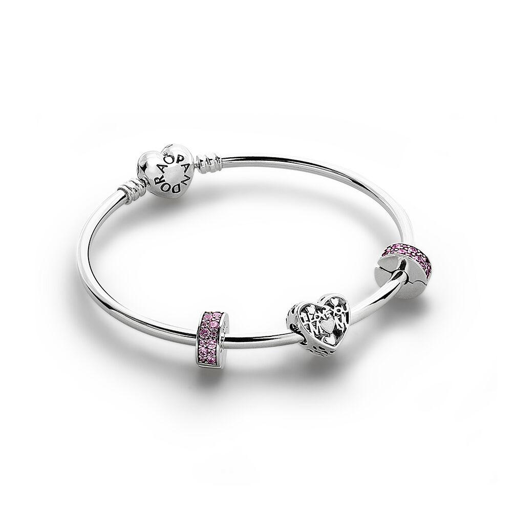 bracelet pandora love