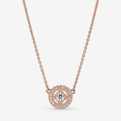 Pandora Rose Necklaces | 14k Rose Gold-Plated | Pandora US