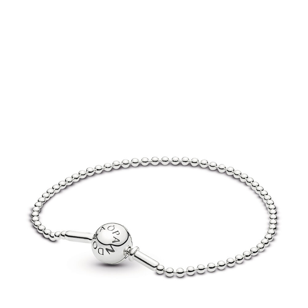f08808e1e ESSENCE COLLECTION Beaded Bracelet in Sterling Silver