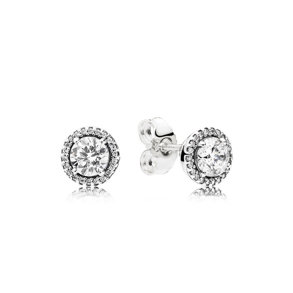 product stud earrings diamond jan zan jewelry gold wite classic