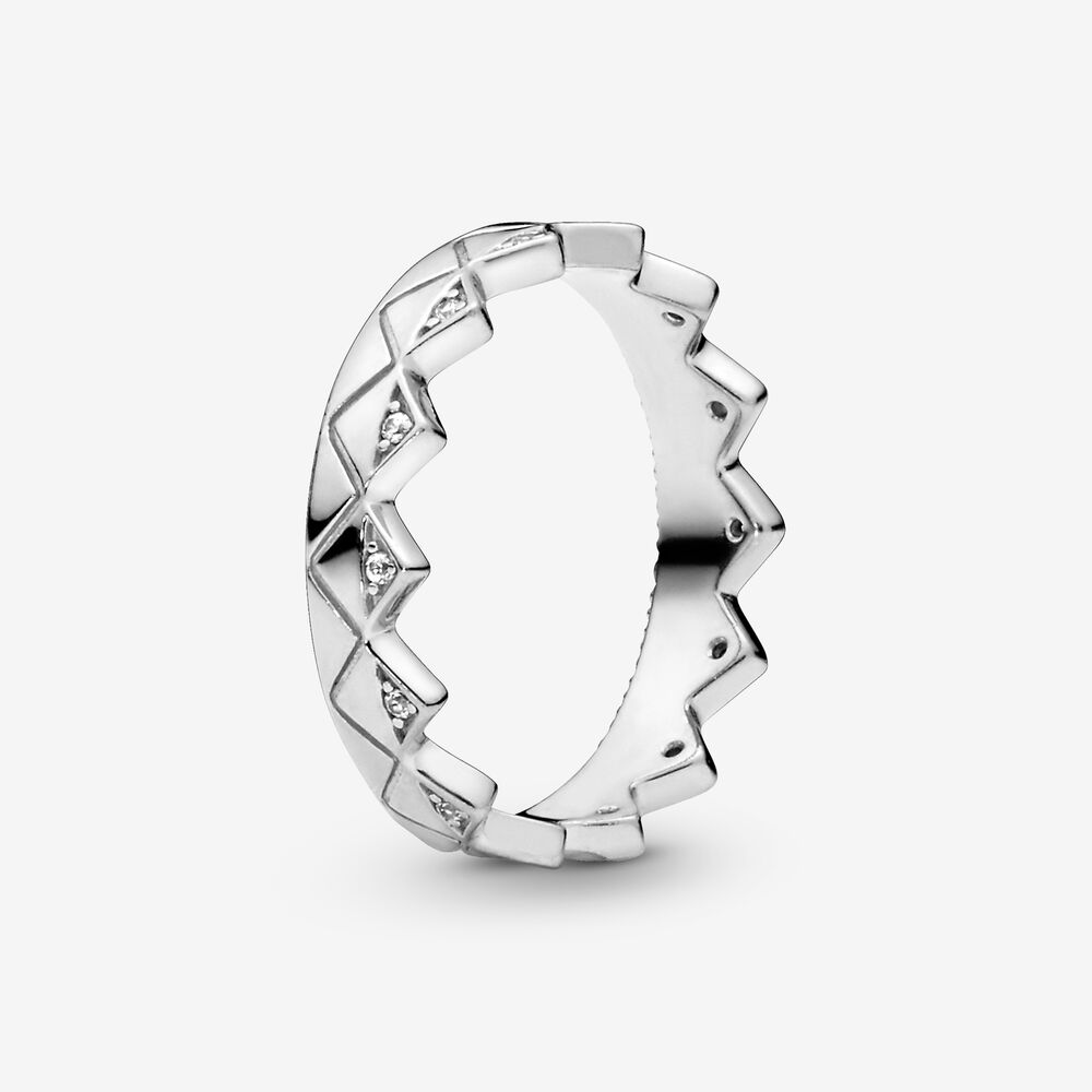 anello a corona pandora