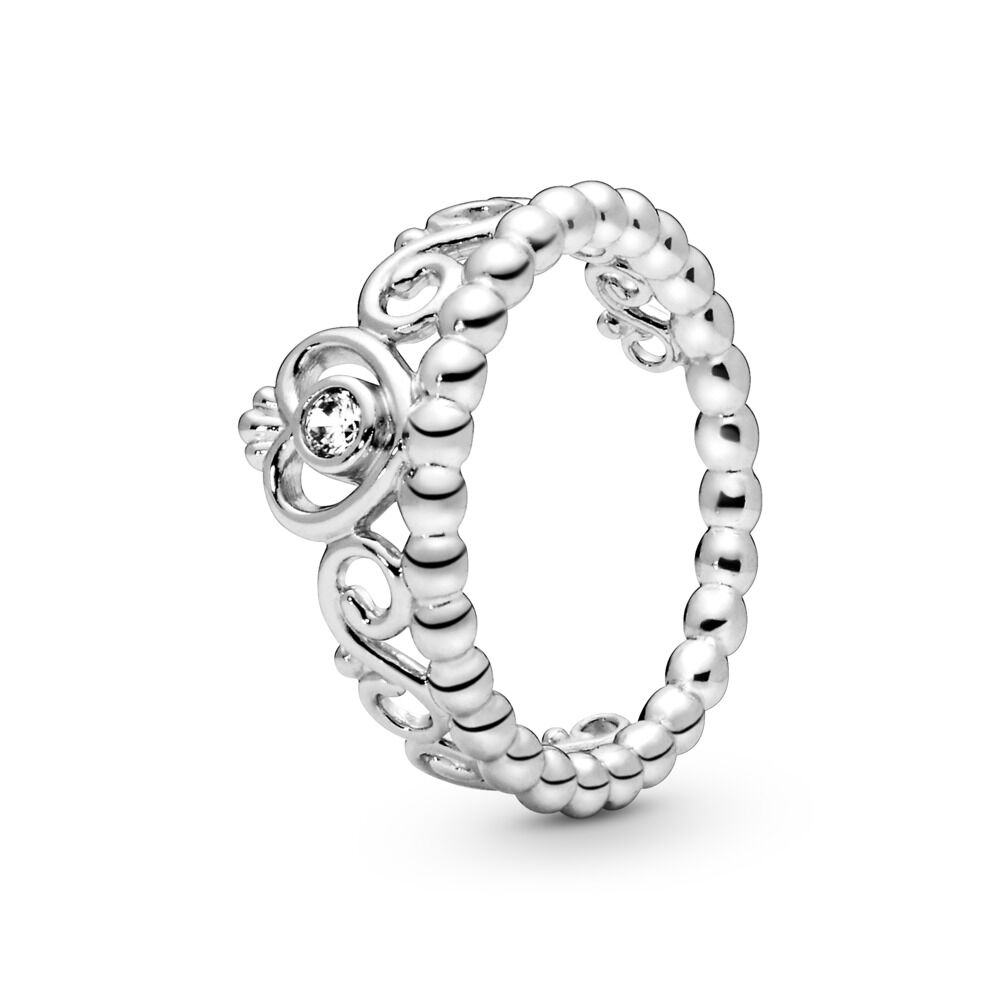 91b6b0c2bf025 My Princess Stackable Ring with Cubic Zirconia