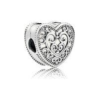 Enchanted Heart Clip