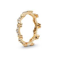 Flower Crown Ring, Pandora Shine™