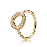 Hearts of PANDORA Halo Ring, PANDORA Shine™