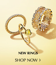 New Rings. Shop now