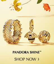 PANDORA Shine. Shop Now