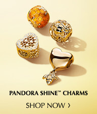 Pandora Shine Charms. Shop Now.