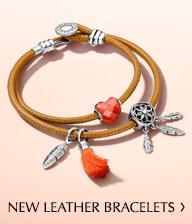 Sliding Clasp Bracelets