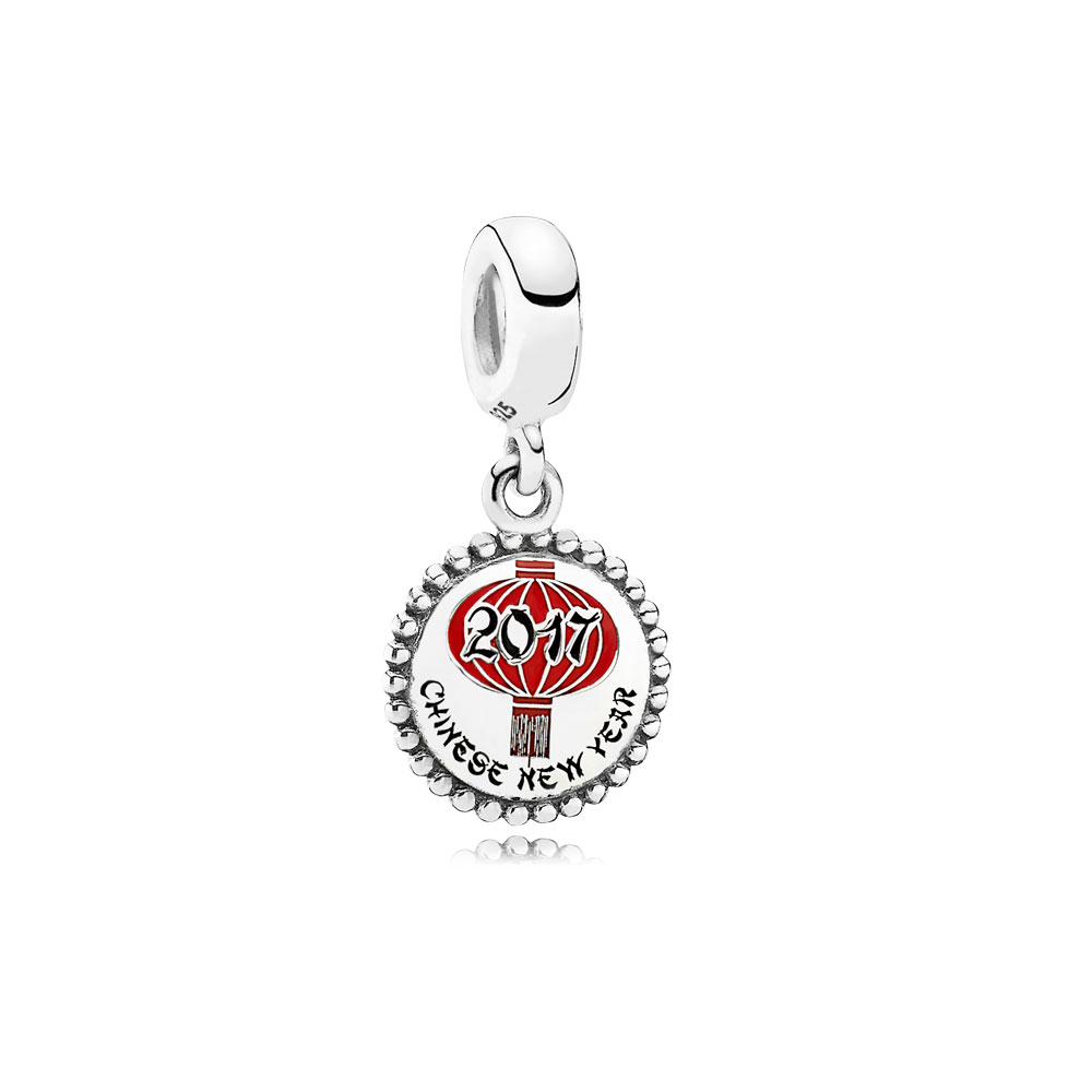 Chinese New Year Dangle Charm, Sterling silver - PANDORA - #ENG791169_20