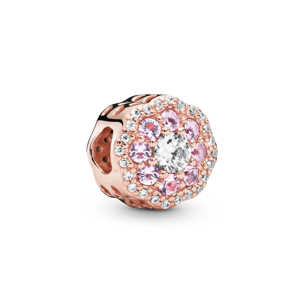Pandora Rose Collection Rose Gold Plated Jewelry