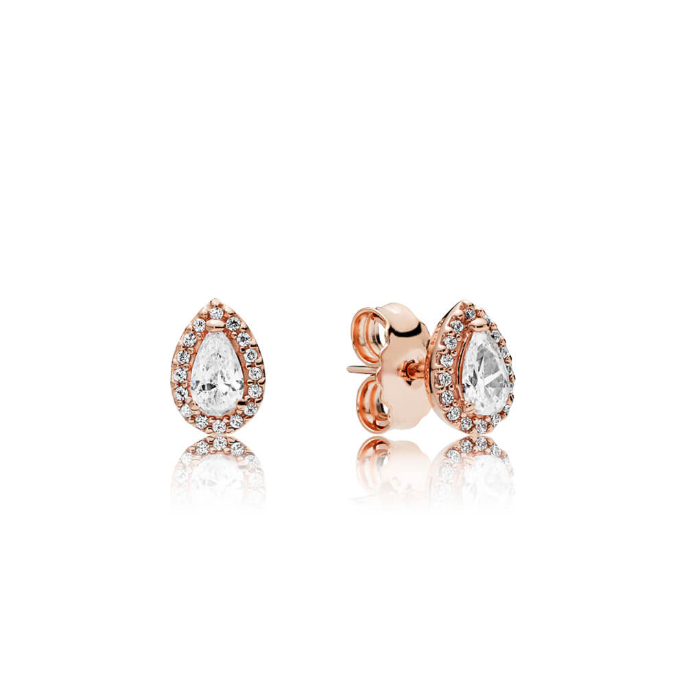 Pandora Drop Earrings: Hand-Finished Jewelry For Her