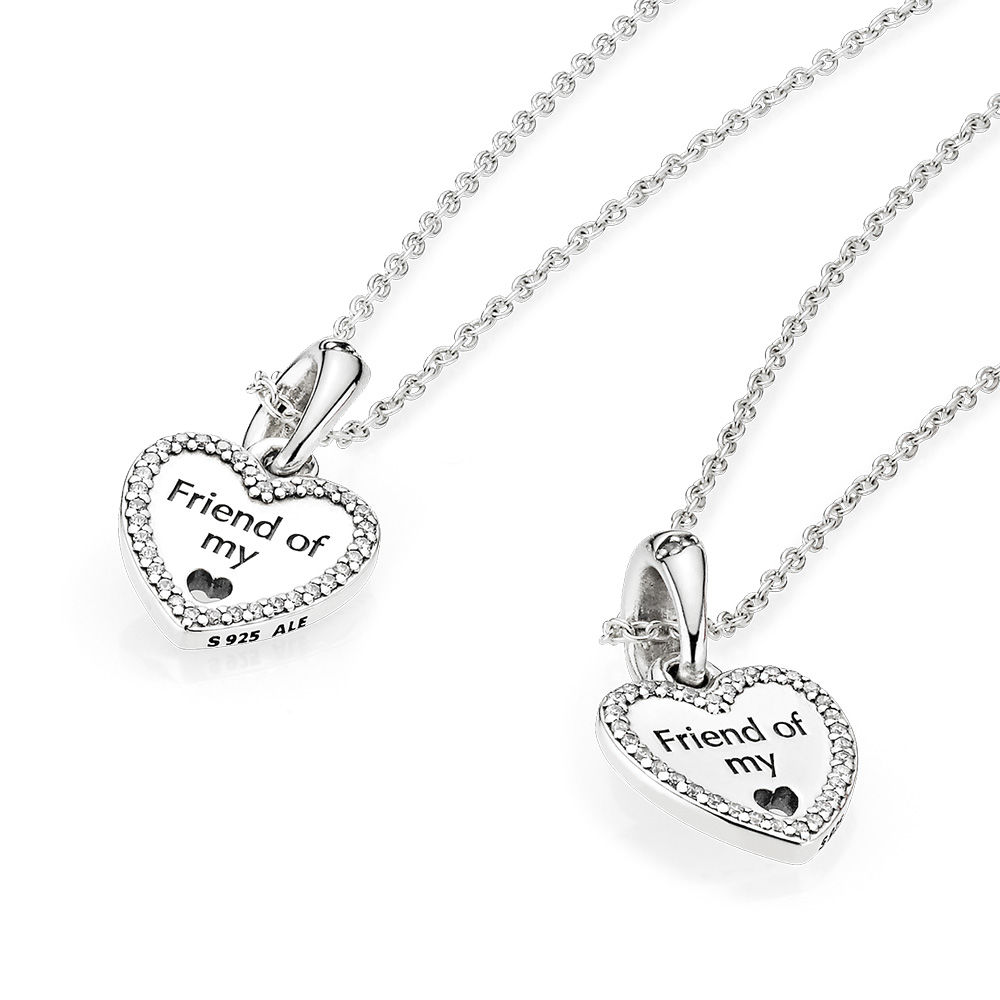 Best Friends Forever Necklace Set