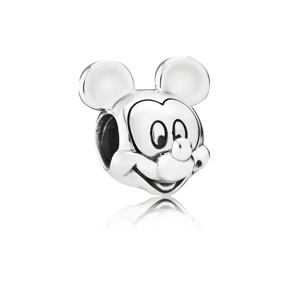 Disney, Mickey Portrait Charm