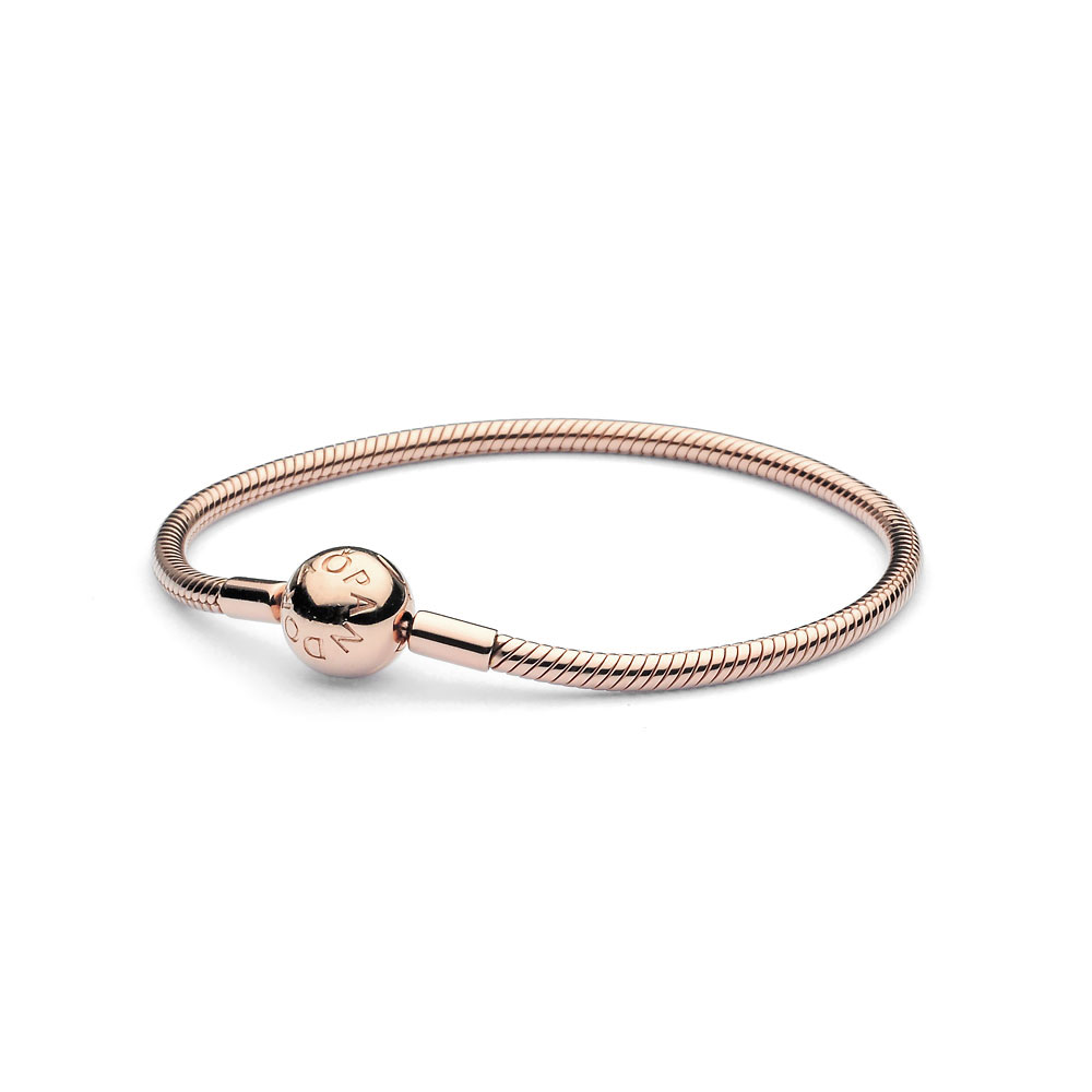 0394d82d1 Smooth Pandora Rose™ Clasp Bracelet